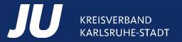 Logo von Junge Union Karlsruhe
