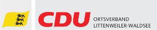 Logo von CDU Littenweiler-Waldsee
