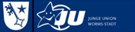 Logo von Junge Union Worms