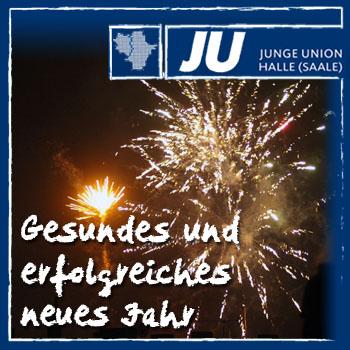News] Gesundes und erfolgreiches neues Jahr 2017 - Junge Union Halle ...