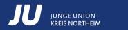 Logo von Junge Union Kreisverband Northeim