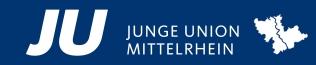 Logo von Junge Union Mittelrhein