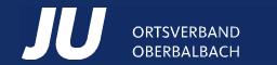 Logo von Junge Union Ortsverband Oberbalbach