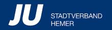 Logo von Junge Union Hemer