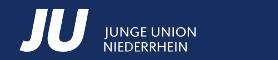 Logo von Junge Union Niederrhein
