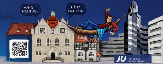 Logo von Junge Union Bergisch Gladbach